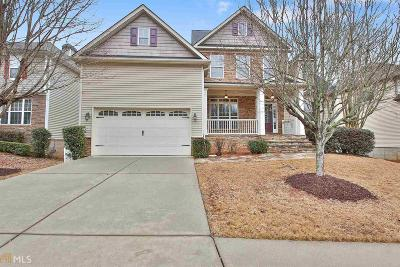 Newnan Single Family Home New: 188 Fairway Dr