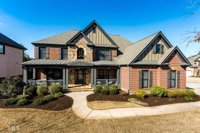 Buford Single Family Home New: 1165 Whisper Cove Drive