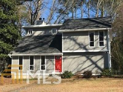 Norcross Single Family Home Under Contract: 1566 Village Dr