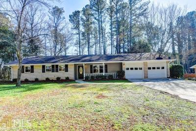 Lilburn Single Family Home New: 892 Pinecrest Circle SW