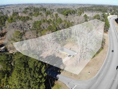 Lawrenceville Residential Lots & Land For Sale: 1725 Lawrenceville Hwy