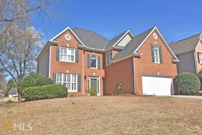 Roswell Single Family Home New: 570 Camber Woods Dr