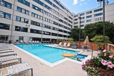 Condo/Townhouse New: 878 Peachtree St #723