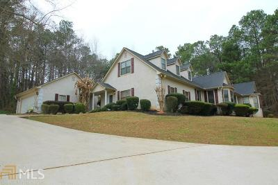 McDonough Single Family Home New: 185 Darwish Dr