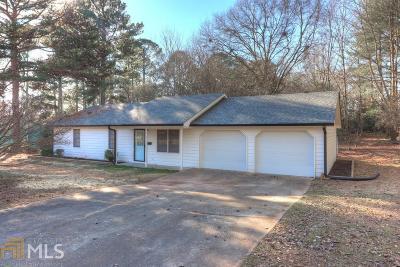 Covington Single Family Home New: 170 Roberts Rd