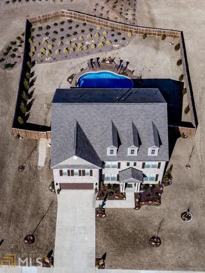 Acworth Single Family Home New: 251 Hickory Pointe Dr
