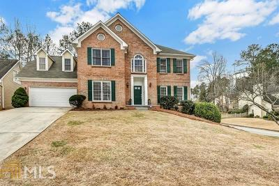 Roswell Single Family Home New: 1645 Misty River Run