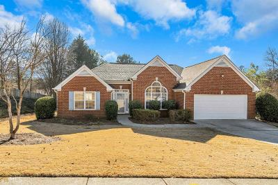 Suwanee Single Family Home New: 550 White Stag