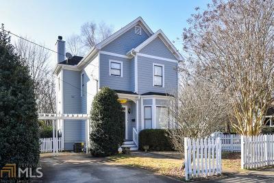 Atlanta Single Family Home New: 423 Atlanta Ave