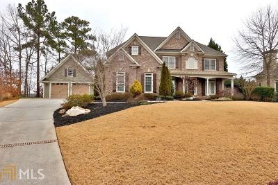 Canton Single Family Home Under Contract: 810 Lake Ridge Ct