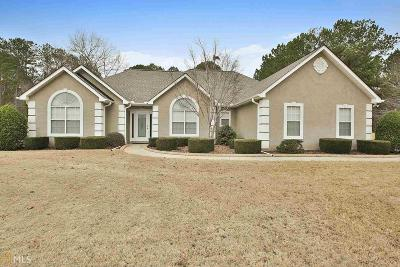 Newnan Single Family Home Under Contract: 90 Merion Way