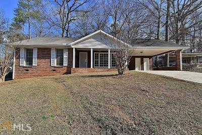 Ellenwood Single Family Home New: 3630 Satellite Blvd