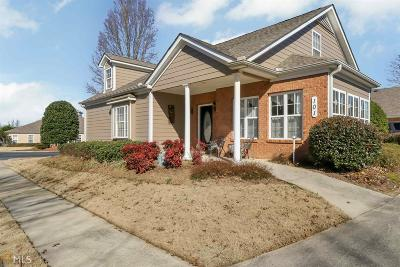 Newnan Condo/Townhouse New: 101 Commonwealth Cir