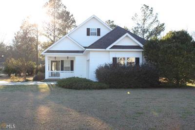 Statesboro Single Family Home New: 1801 N Leah Ln
