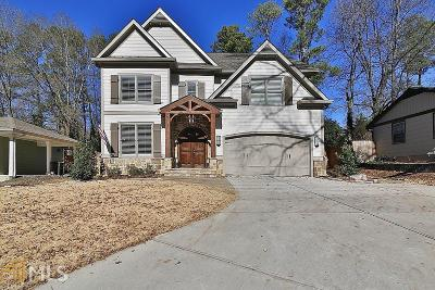 Brookhaven Single Family Home New: 1596 Dresden Dr