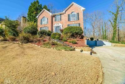 Suwanee Single Family Home Under Contract: 2635 Westbury Ct