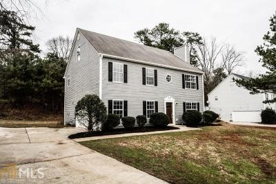 Decatur Single Family Home New: 3824 Brown Dr