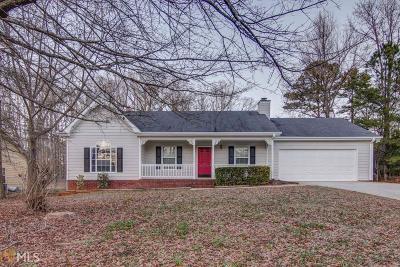 Covington Single Family Home New: 276 Oak Hill Rd