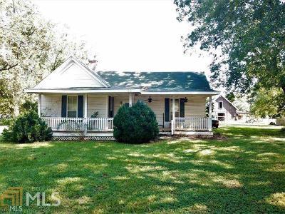 Milner Single Family Home For Sale: 7844 New Hope Rd