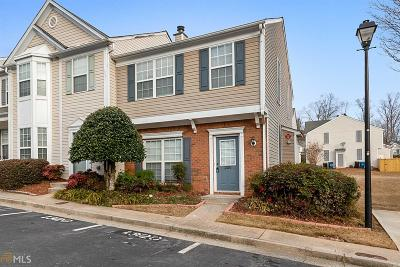 Alpharetta Condo/Townhouse New: 1320 Kilmington Ct