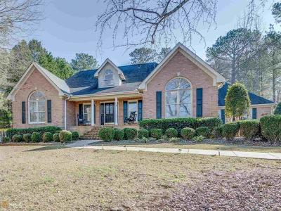Henry County Single Family Home New: 145 Meredith Way