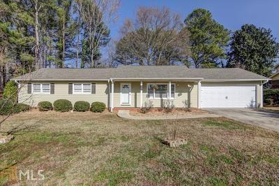 Smyrna Single Family Home New: 590 Donna Dr