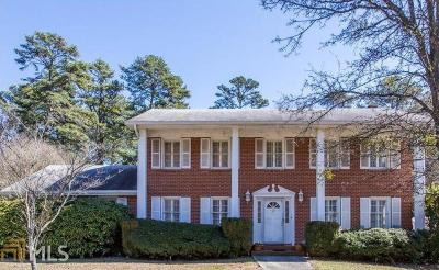 Marietta Single Family Home New: 677 Huntington Pl