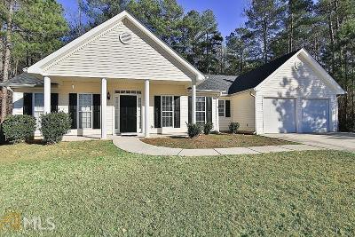 Douglasville Single Family Home New: 276 Ridgecrest