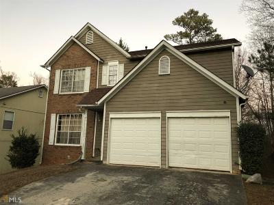 Lithonia Single Family Home New: 704 Shore Overlook