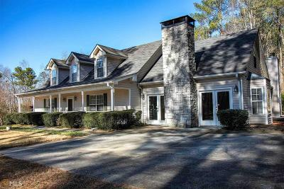 Rockdale County Single Family Home Under Contract: 2762 Highway 20