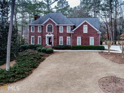 Acworth Single Family Home New: 1379 Peppergrass
