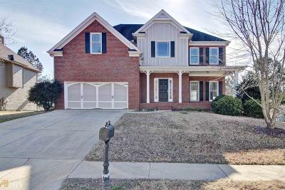 Dacula Single Family Home New: 535 Grand Ivey Place