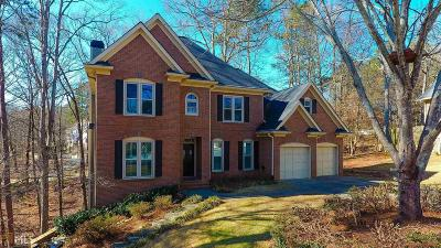 Roswell Single Family Home New: 130 Vickery Ln