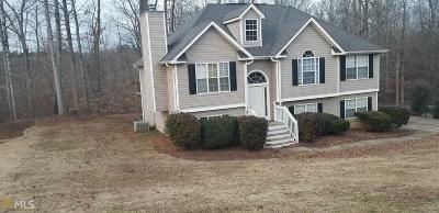 Newnan Single Family Home Under Contract: 230 Ashley Woods Dr