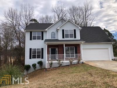 Clayton County Single Family Home New: 9435 Whaleys Lake Ln