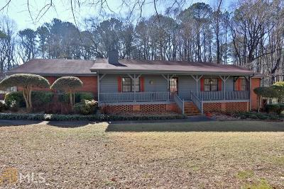Stone Mountain Single Family Home For Sale: 5370 Brownlee Rd