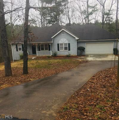 Covington GA Single Family Home Under Contract: $169,900