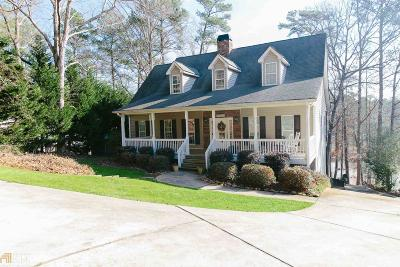 Butts County, Jasper County, Newton County Single Family Home For Sale: 747 Cardinal Dr
