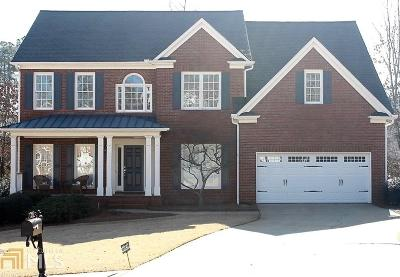 Marietta Single Family Home New: 3910 Hollander Downs Blvd