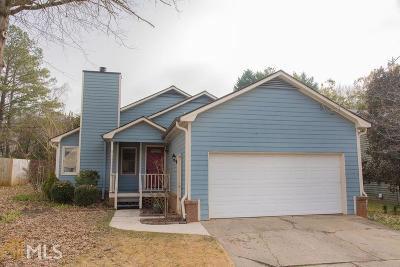 Kennesaw Single Family Home New: 4810 Shallow Farm Dr