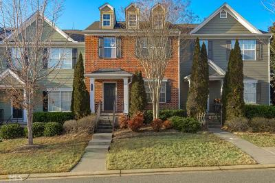 Woodstock Condo/Townhouse New: 1126 Cotton Gin Dr