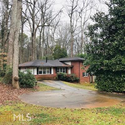Decatur Single Family Home New: 2171 Azalea Cir