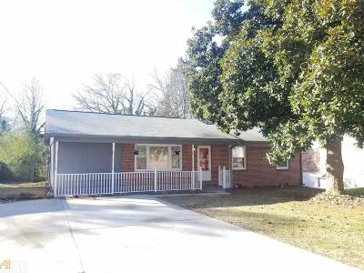 Clayton County Single Family Home New: 5251 Joan Of Arc Pl