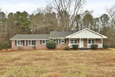 Griffin Single Family Home Under Contract: 908 Manley Rd