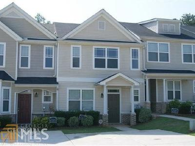 Clayton County Condo/Townhouse New: 6412 Ellenwood Dr