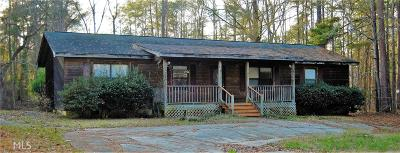 Haddock, Milledgeville, Sparta Single Family Home New: 104 Captain's Ct
