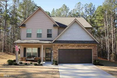 Newnan Single Family Home New: 122 Woodland Way