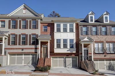 Atlanta Condo/Townhouse New: 1660 Woodbridge Ln