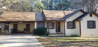 Covington Single Family Home Under Contract: 50 Cedar Ter