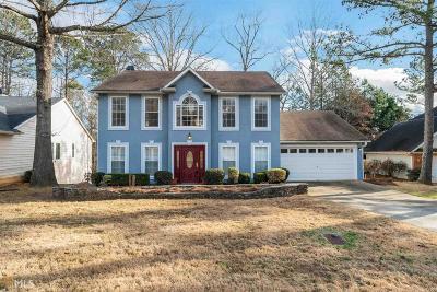 Stone Mountain Single Family Home New: 616 Watson Cv